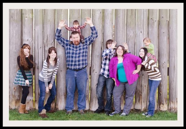 The Jenks family